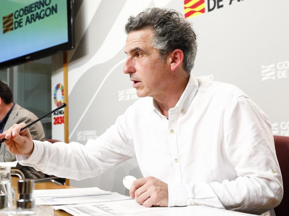 Falo advierte del desplazamiento de los rebrotes hacia Zaragoza