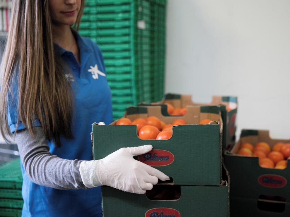 Se recaudan 15.000 euros para el Banco de Alimentos