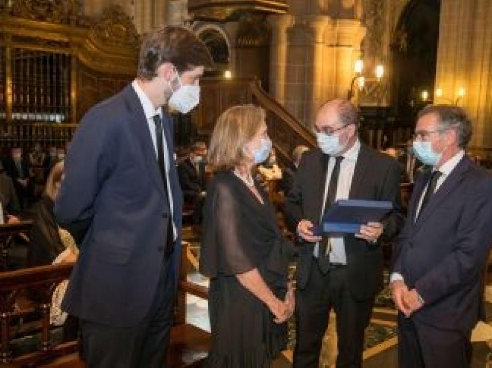 Luto oficial por la muerte del expresidente Lanzuela
