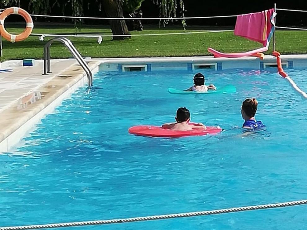 Más de 200 personas participan en las actividades de verano de la Comarca de Los Monegros
