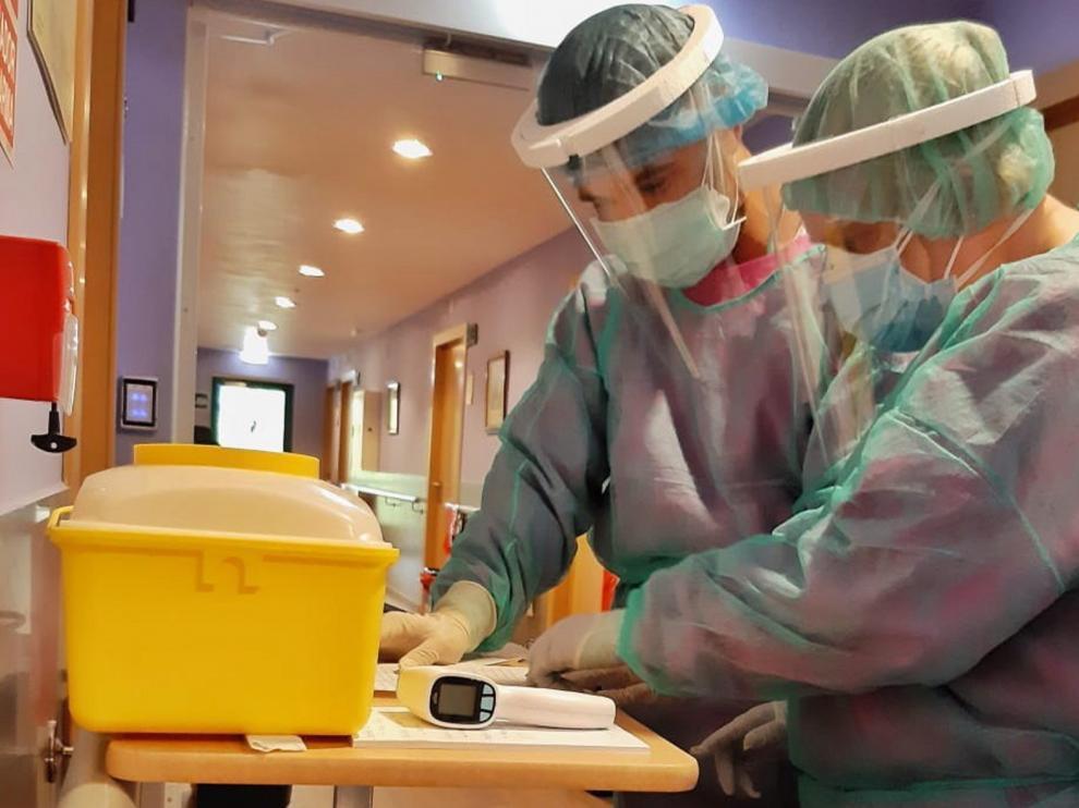 Los hospitales de Lérida registran 5 nuevos ingresos y 8 altas en las últimas horas