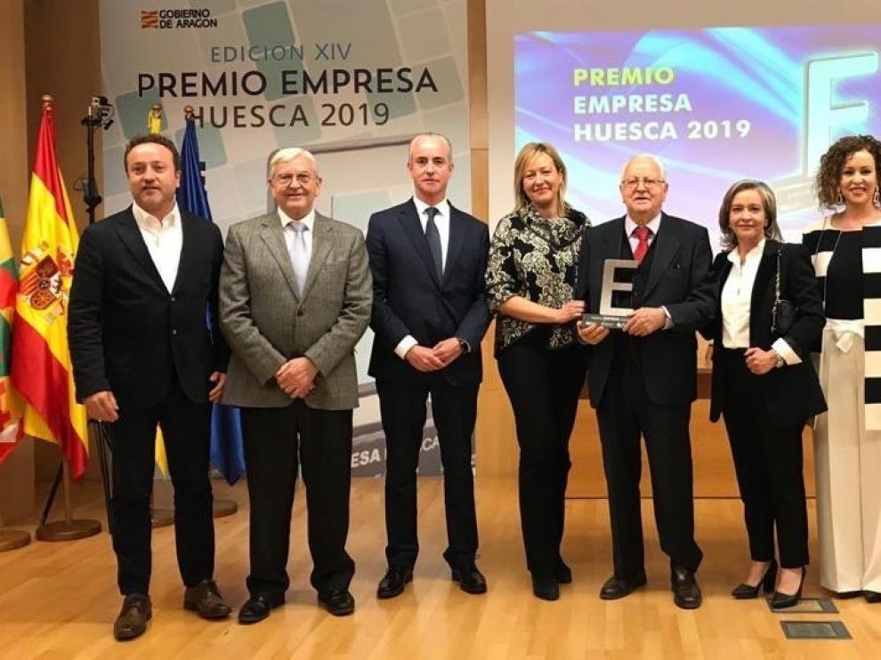 Convocan la decimoquinta edición del Premio Empresa Huesca