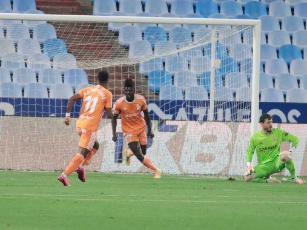 El Zaragoza la pifia, el Cádiz sube a Primera y el Huesca vuelve a depender de sí mismo para el ascenso