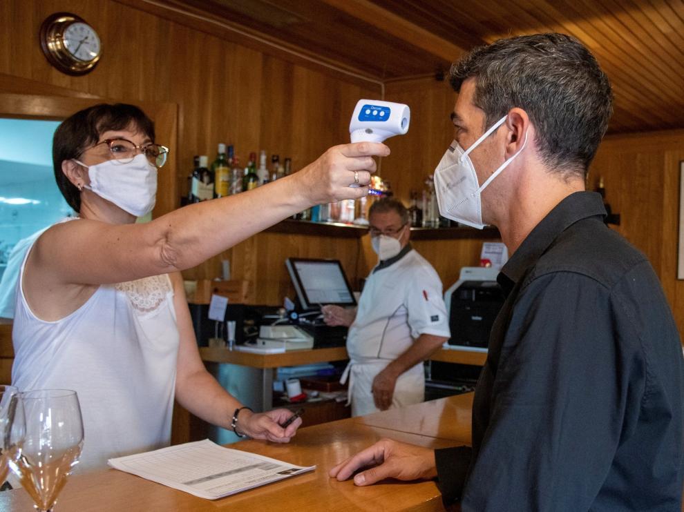Tres nuevos ingresos por coronavirus elevan a 108 las hospitalizaciones en Lérida