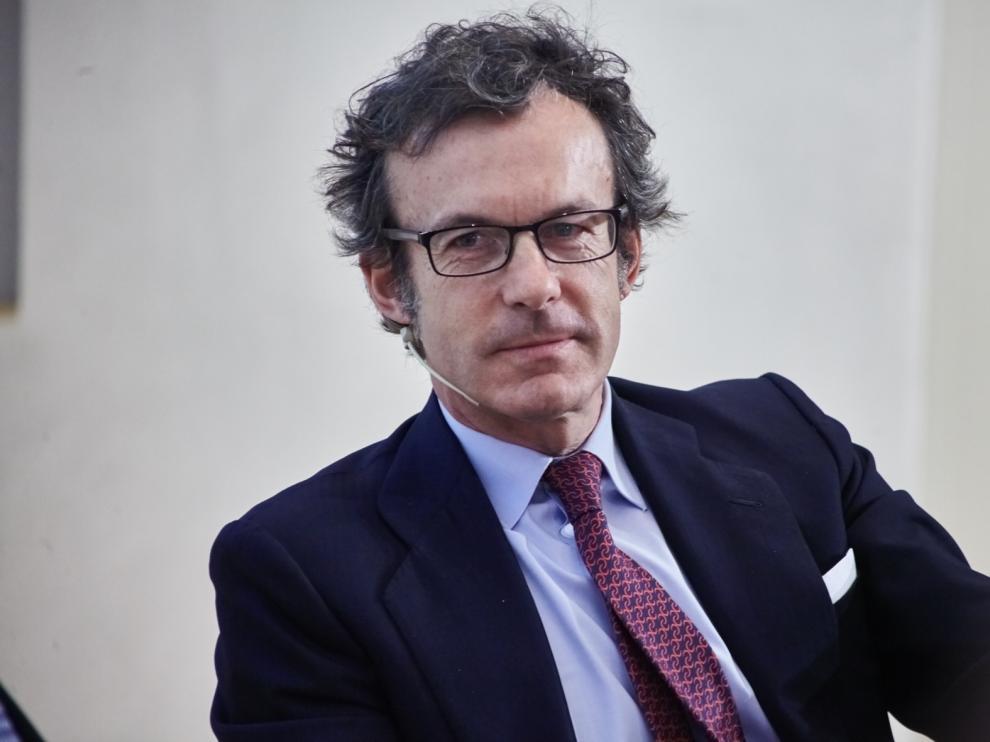 """Joaquim Güell: """"Nos preocupa que la dialéctica política acabe haciéndose más grave con la fractura social"""""""
