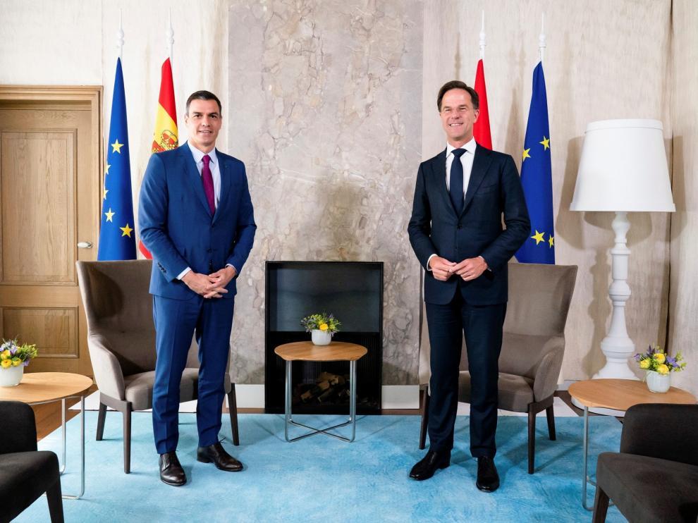 Holanda avisa a Sánchez de que la solución es nacional