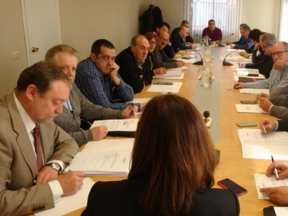La FAMCP difunde la Estrategia aragonesa de recuperación económica y social