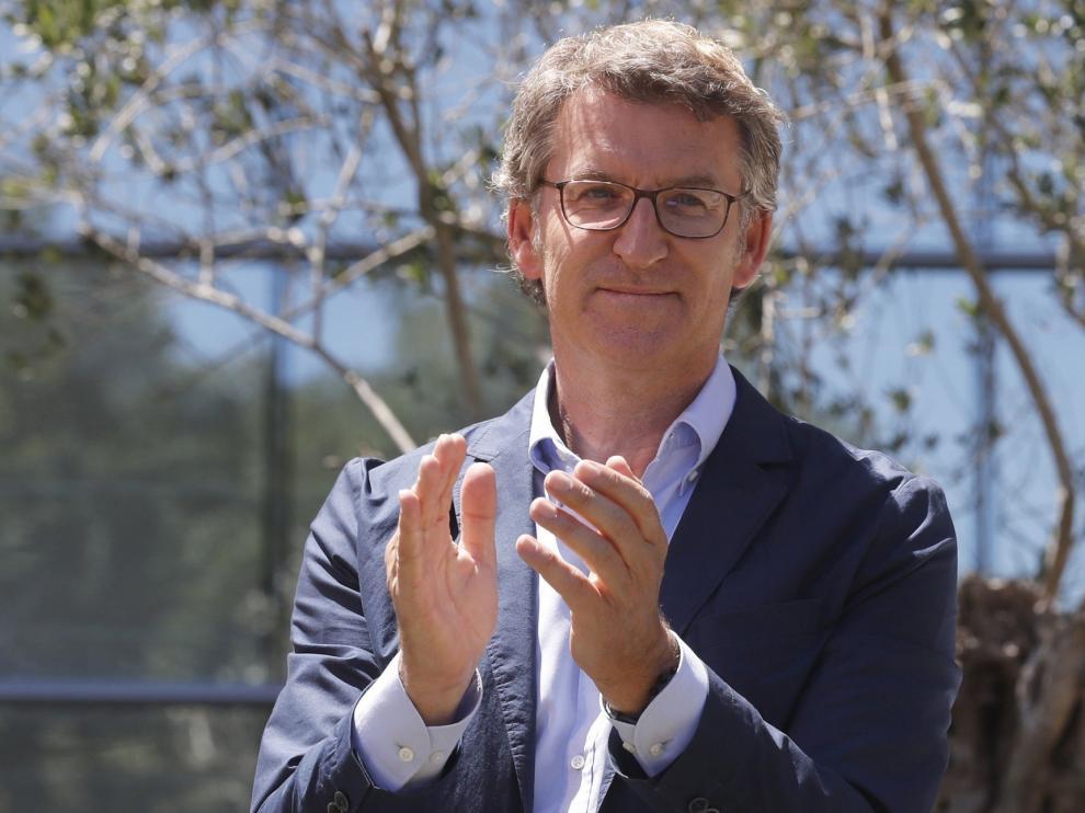 Feijóo promete completar la legislatura y la oposición se reconfigura en Galicia