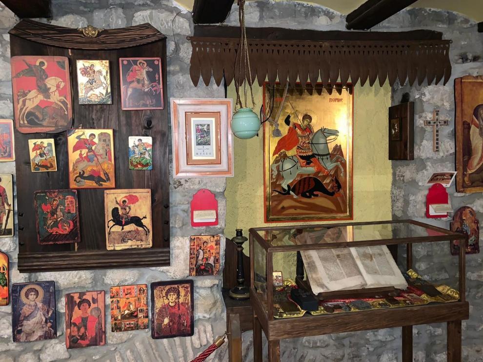 El arte religioso, el puente que une oriente y occidente