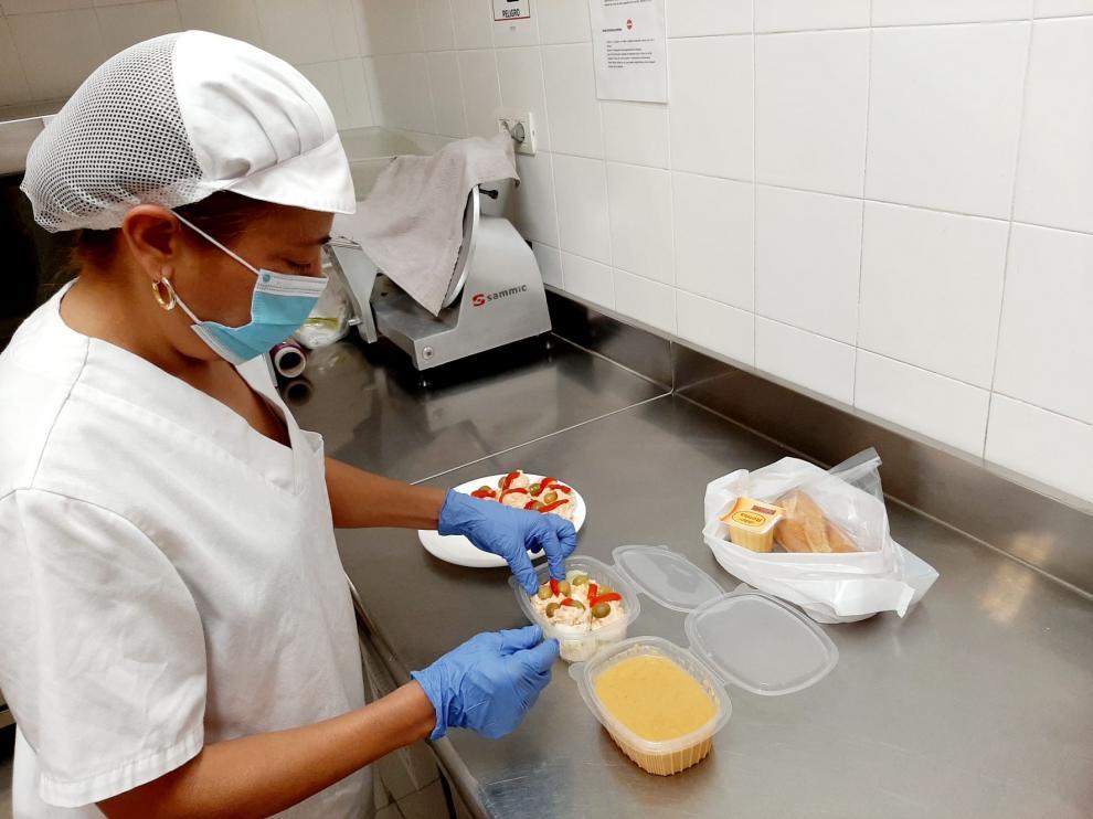 Los Hogares del IASS han realizado más de 54.000 atenciones durante la pandemia