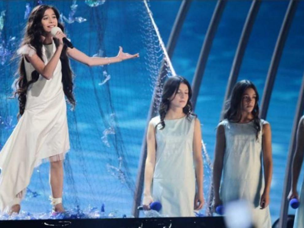 España volverá a participar este año en Eurovisión Junior