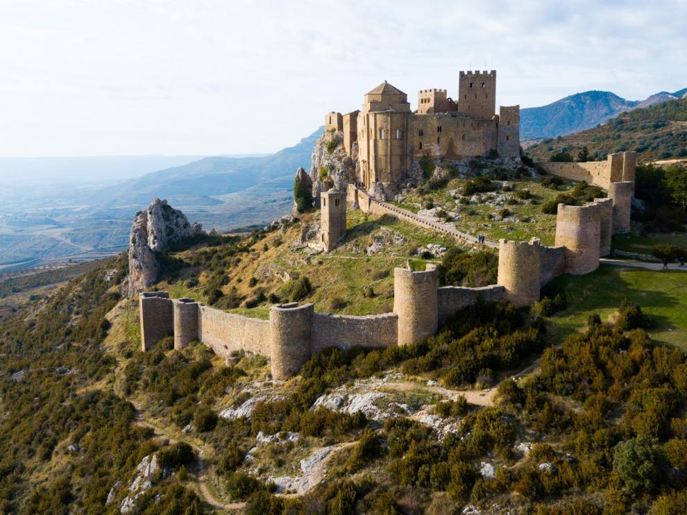 Loarre representa a Huesca en la tercera edición de los Festivales de los Castillos de Aragón
