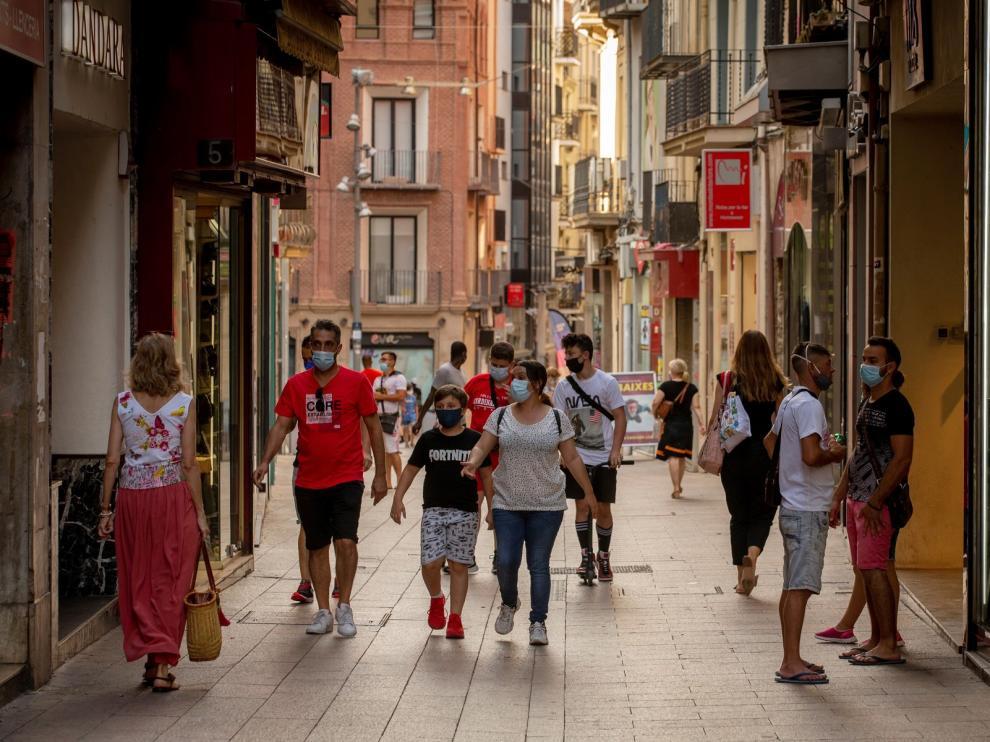 El Govern de Cataluña impone restricciones en Lérida, pero no confinamiento domiciliario