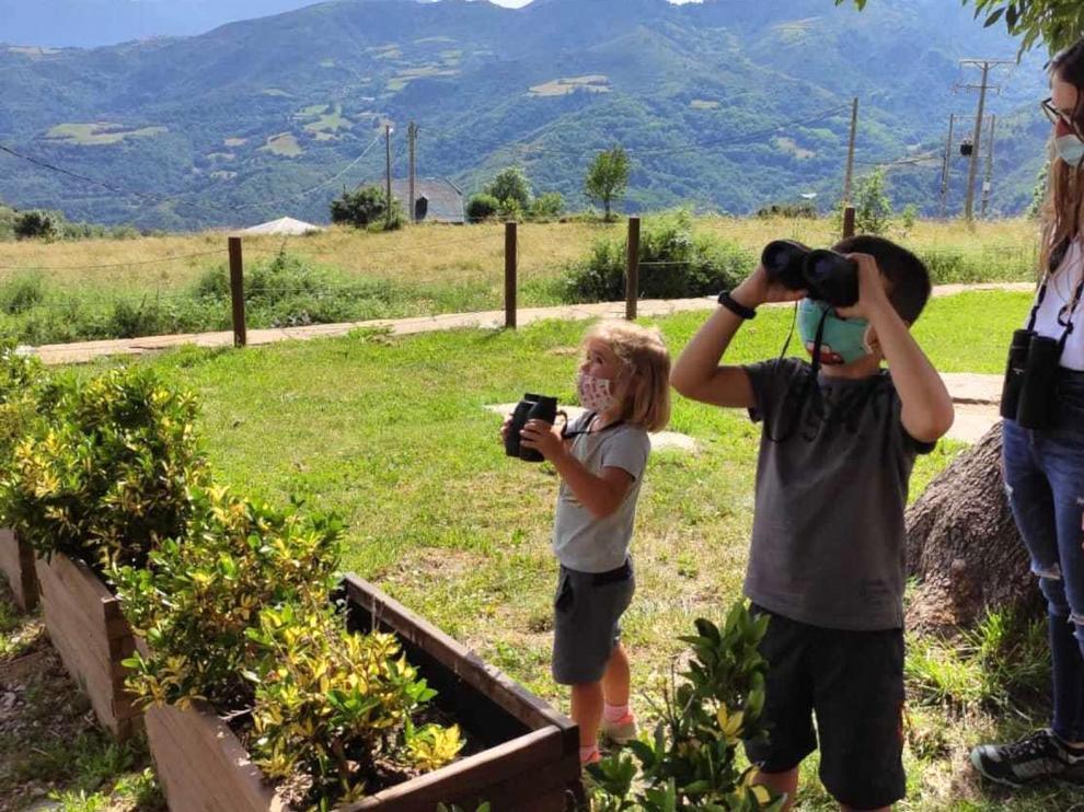 Naturaleza y fotografía para descubrir Montanuy