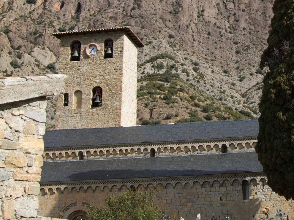 Aragón TV divulga el patrimonio románico de Barbastro-Monzón
