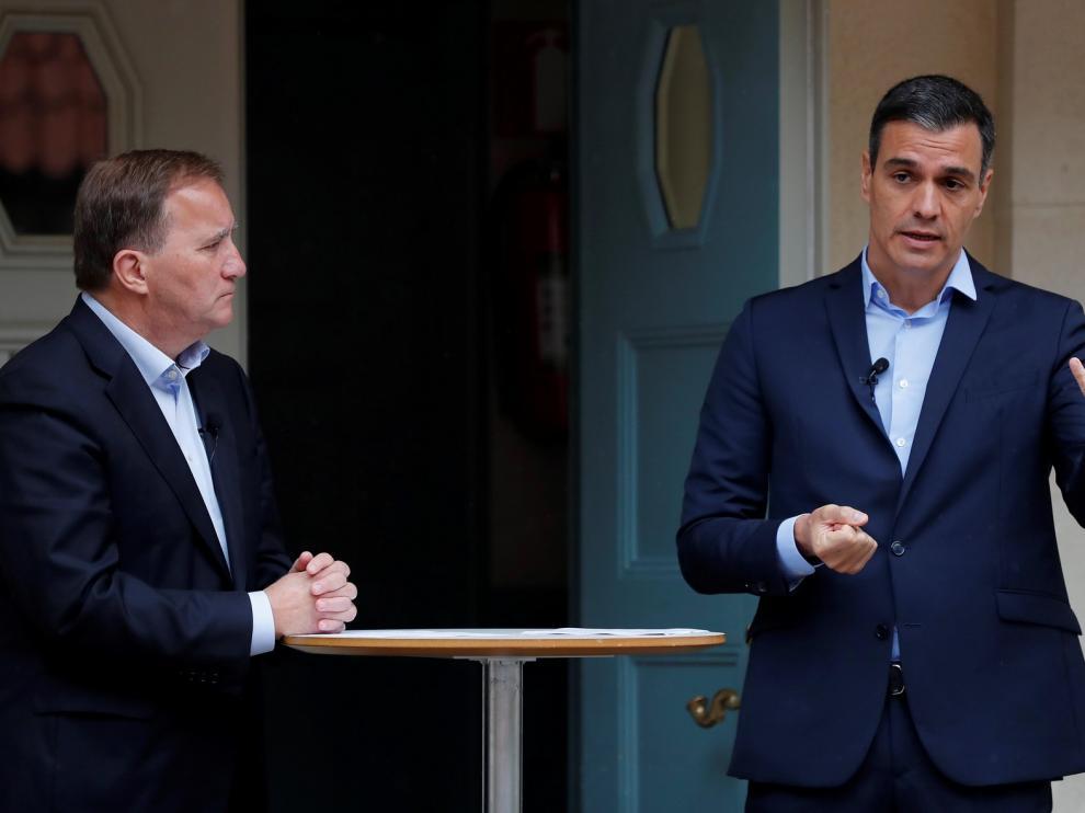 """Sánchez: """"Todos tendremos que hacer renuncias para llegar al acuerdo europeo"""""""