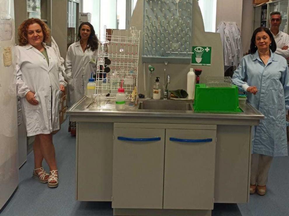 Desarrollan apósitos liberadores de biocidas para tratar heridas tópicas