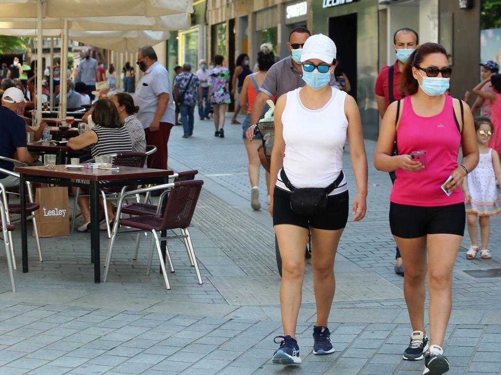 Dudas entre los sanitarios por la fase 2 flexibilizada en Huesca