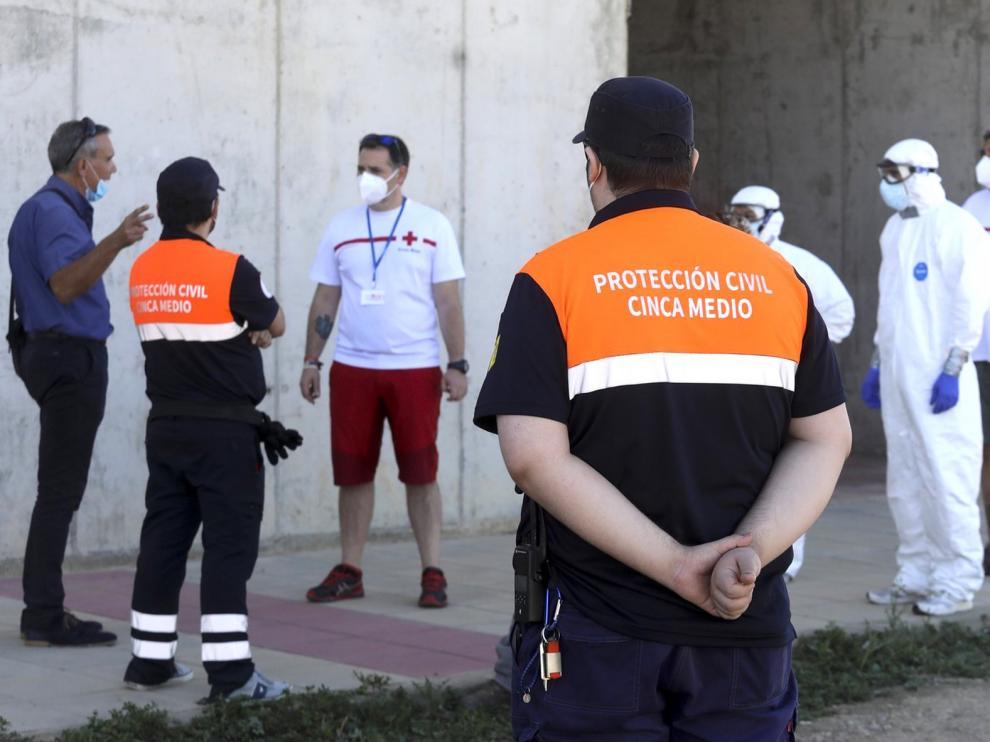 Prohibida la entrada a temporeros de países con fronteras cerradas con España