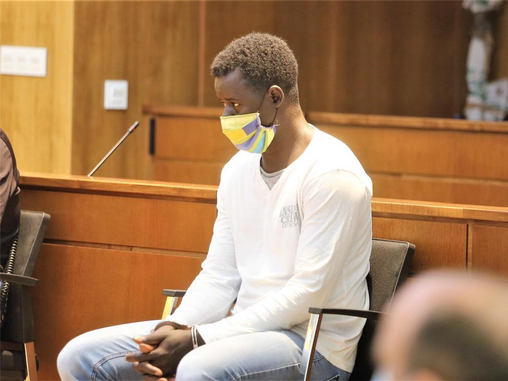 Condenado a 25 años de prisión el hombre acusado de asestar 90 puñadas a Rokhaya en Monzón