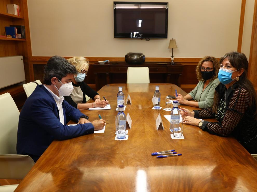 Goteo de casos de covid en Huesca pero con transmisión comunitaria