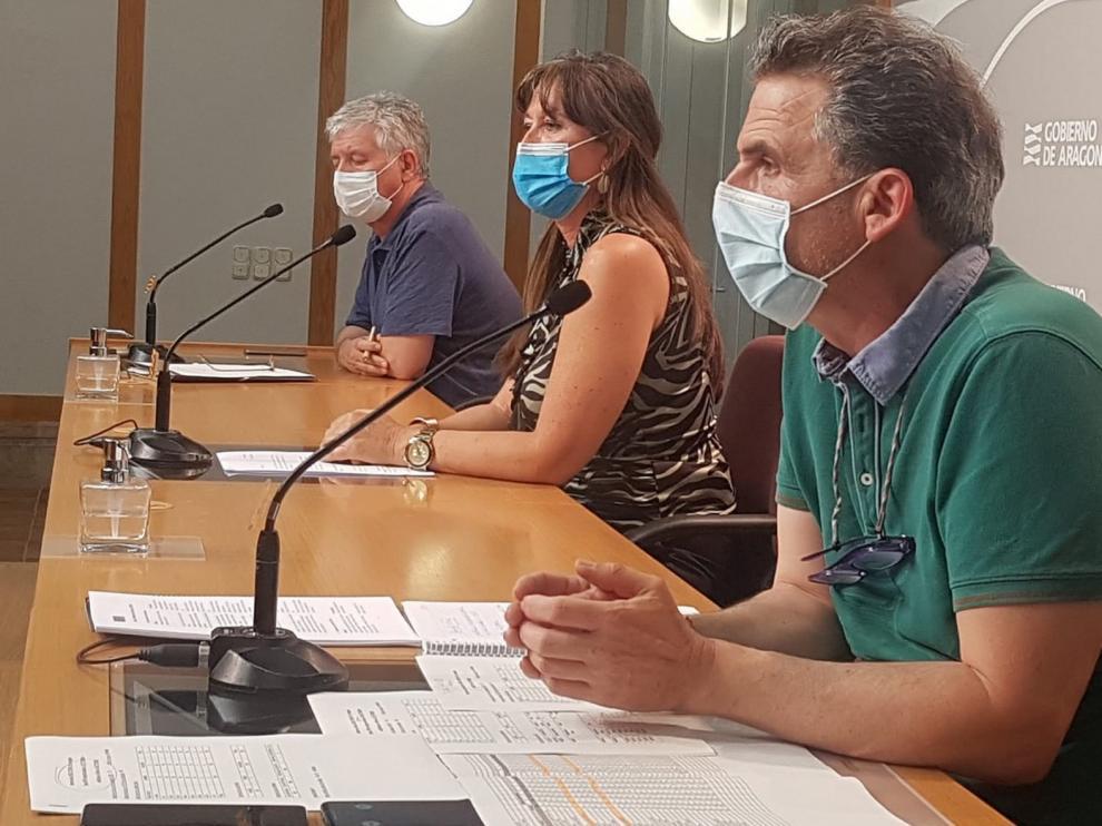 La DGA pide a los zaragozanos confinarse de manera voluntaria