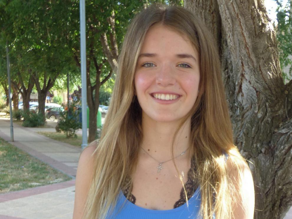 """Sara Berroy: """"Si se trabaja en el curso, al examen se va con la conciencia tranquila"""""""