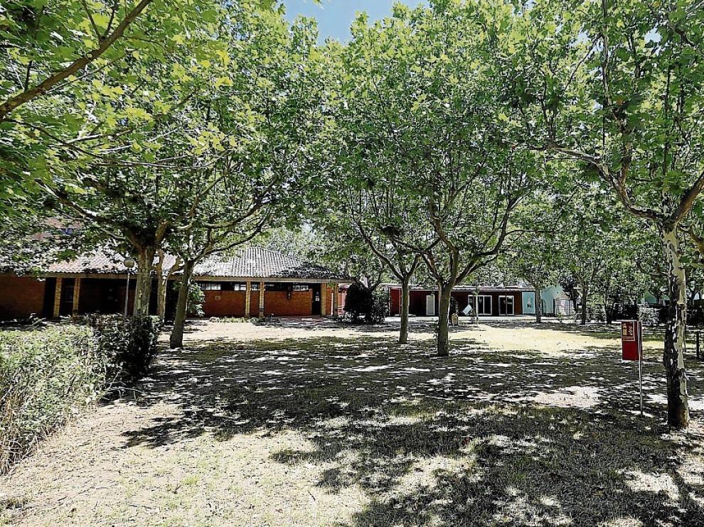 Reabre el camping San Jorge de Huesca