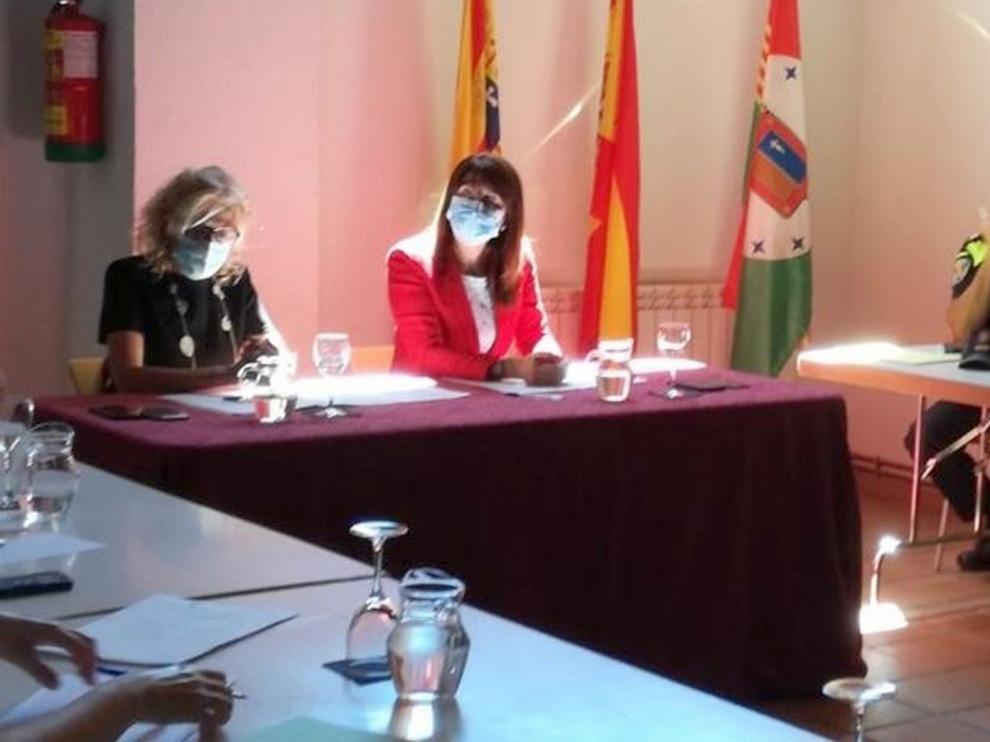 Sabiñánigo controlará las reuniones de jóvenes en los días en torno a Santiago