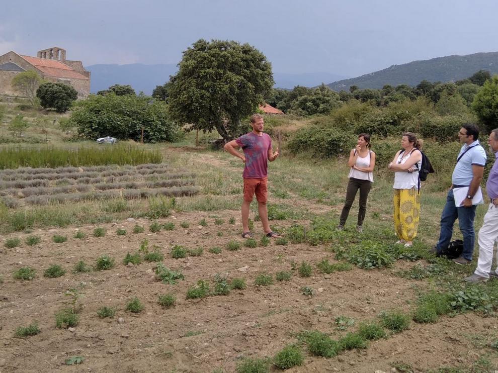 El proyecto europeo FoRuO celebra una reunión técnica en Perpignan