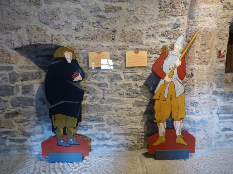La Torraza de Biescas, un emblema de la localidad