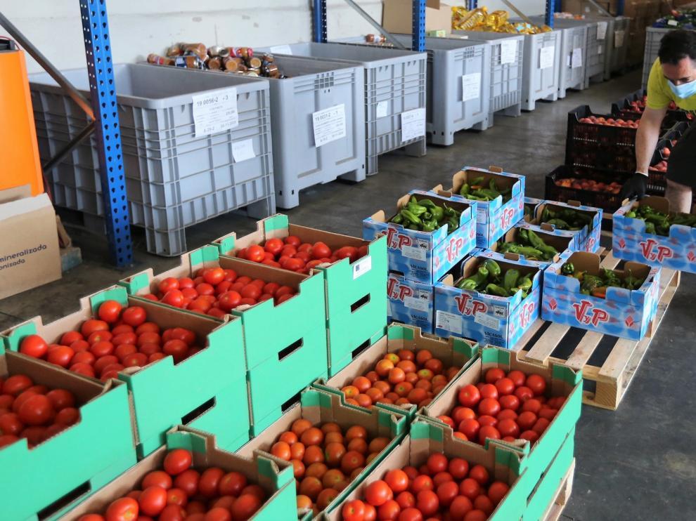 El verano no da tregua a los Bancos de Alimentos en España