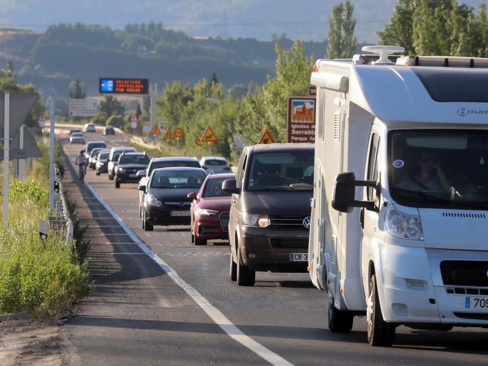 La DGT pone en marcha este viernes la operación de tráfico 1º de Agosto
