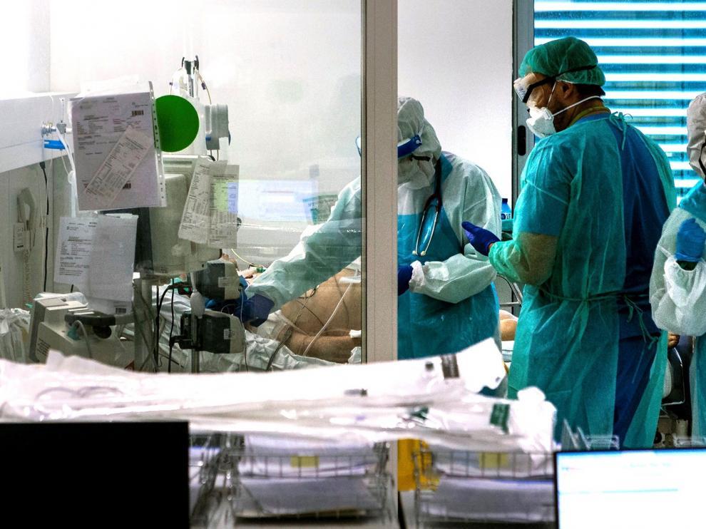 Más de un 57 % de los ingresados por coronavirusdesarrolló síntomas neurológicos