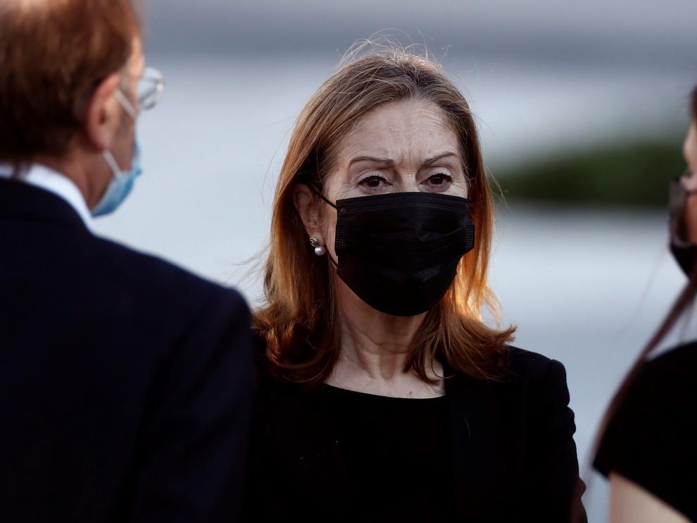 """Ana Pastor insiste en que el Gobierno """"actuó tarde"""" ante la crisis sanitaria del coronavirus"""
