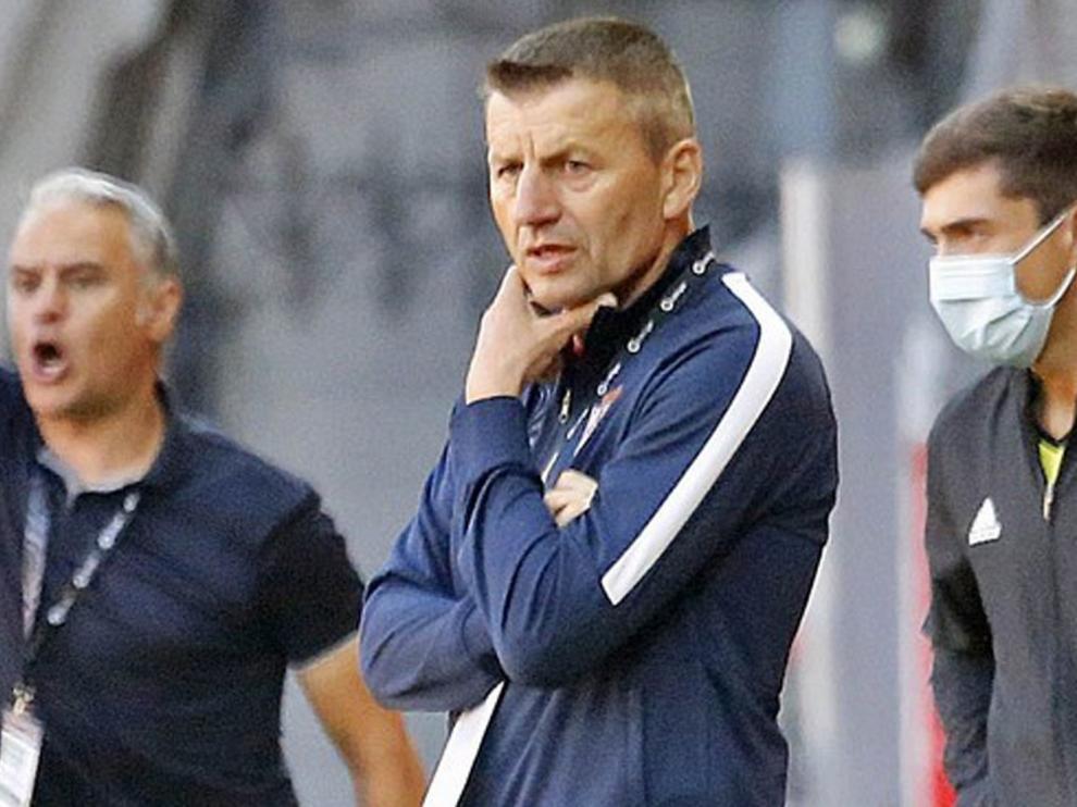 """Miroslav Djukic: """"Te juegas el prestigio profesional en cada partido"""""""