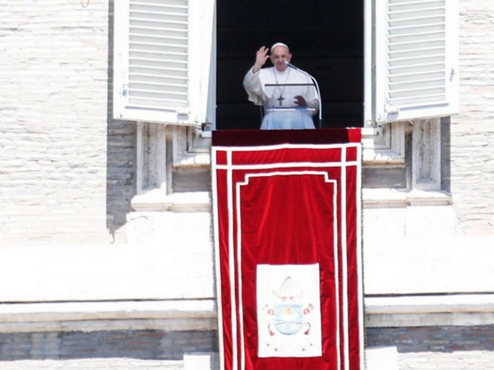 El papa apoya el alto el fuego global de la ONU