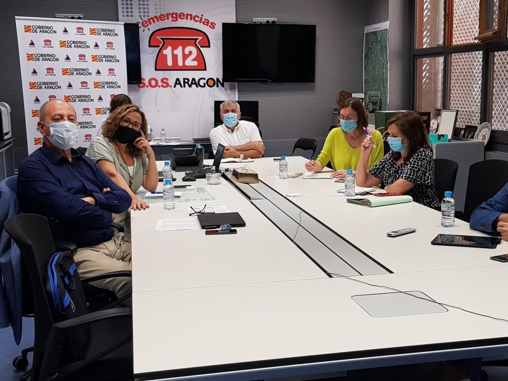 El Gobierno de Aragón pide a los municipios fruteros un censo de alojamientos para temporeros