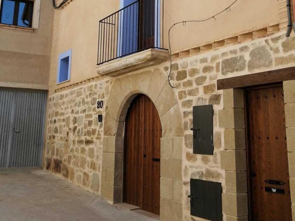 Huerta de Vero, en la ruta de antiguas panaderías de España