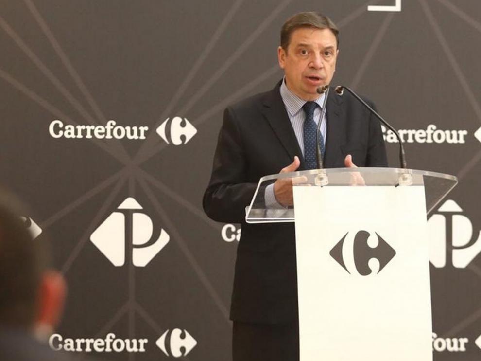 Luis Planas dice que España tendrá en 2021 su plan estratégico de la PAC