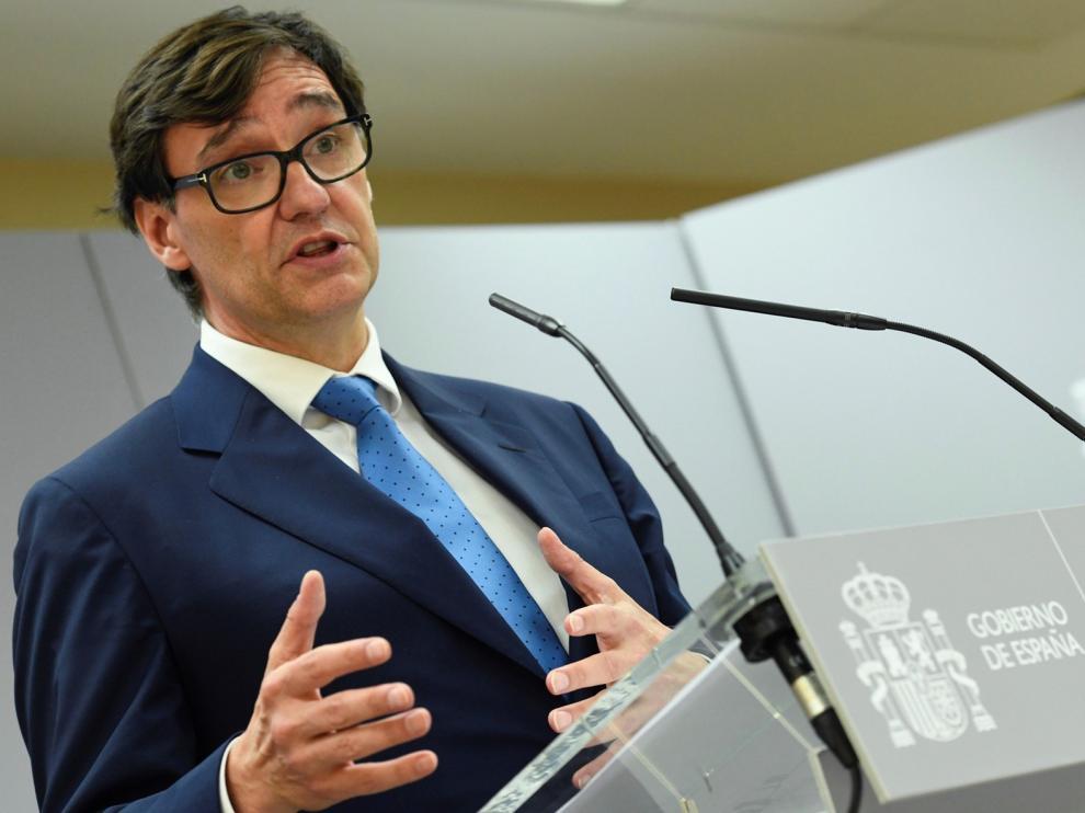 Illa hace un llamamiento a respetar las restricciones en Aragón
