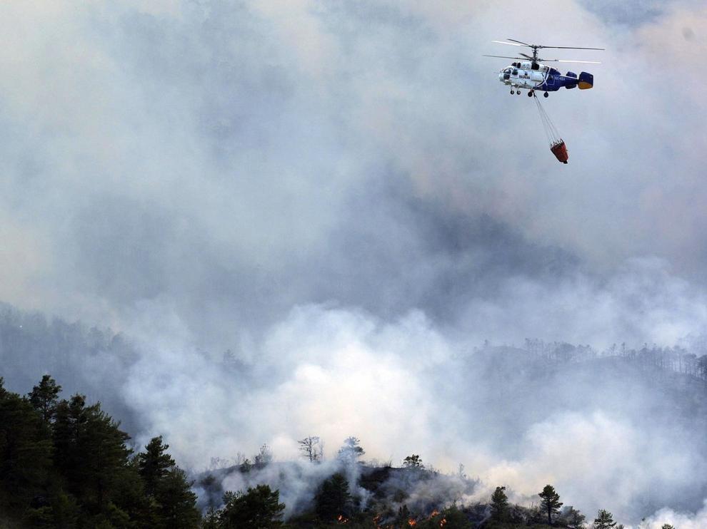 Guarguera Viva pide más medidas de prevención ante incendios forestales