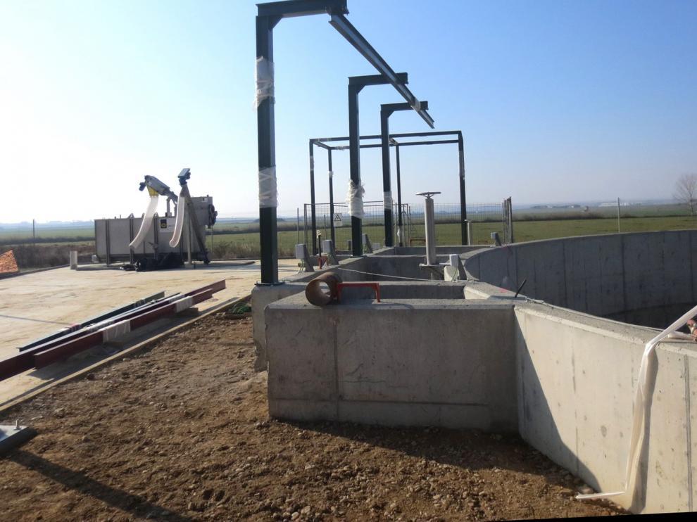 El Instituto Aragonés del Agua saca a licitación la depuradora de Benasque