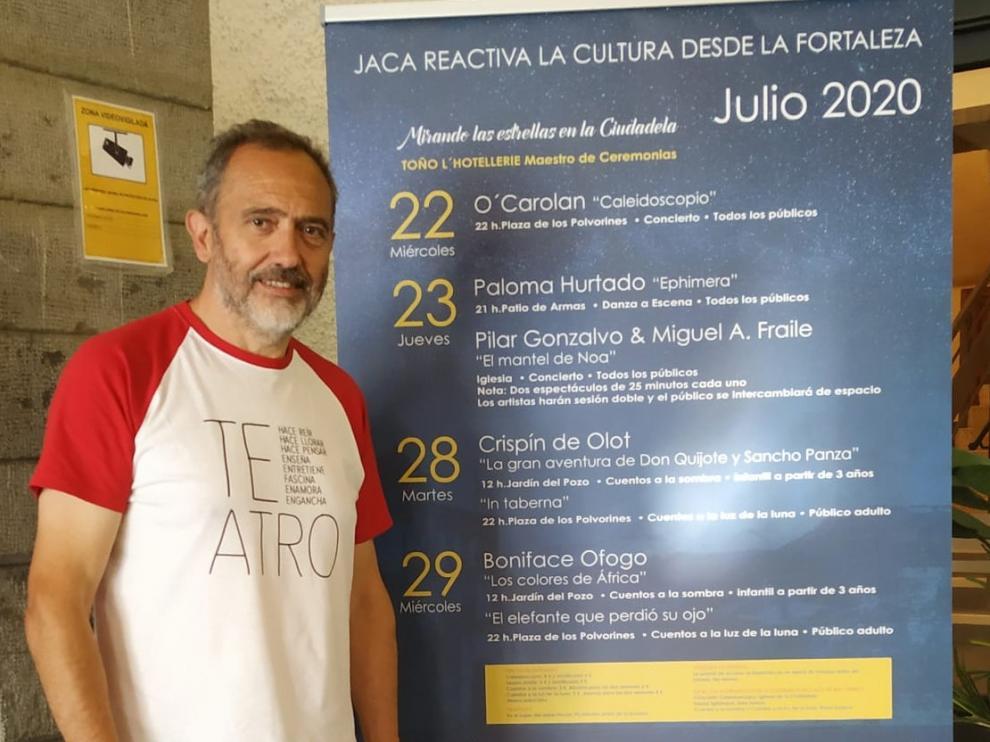Jaca reactiva la cultura desde la Ciudadela