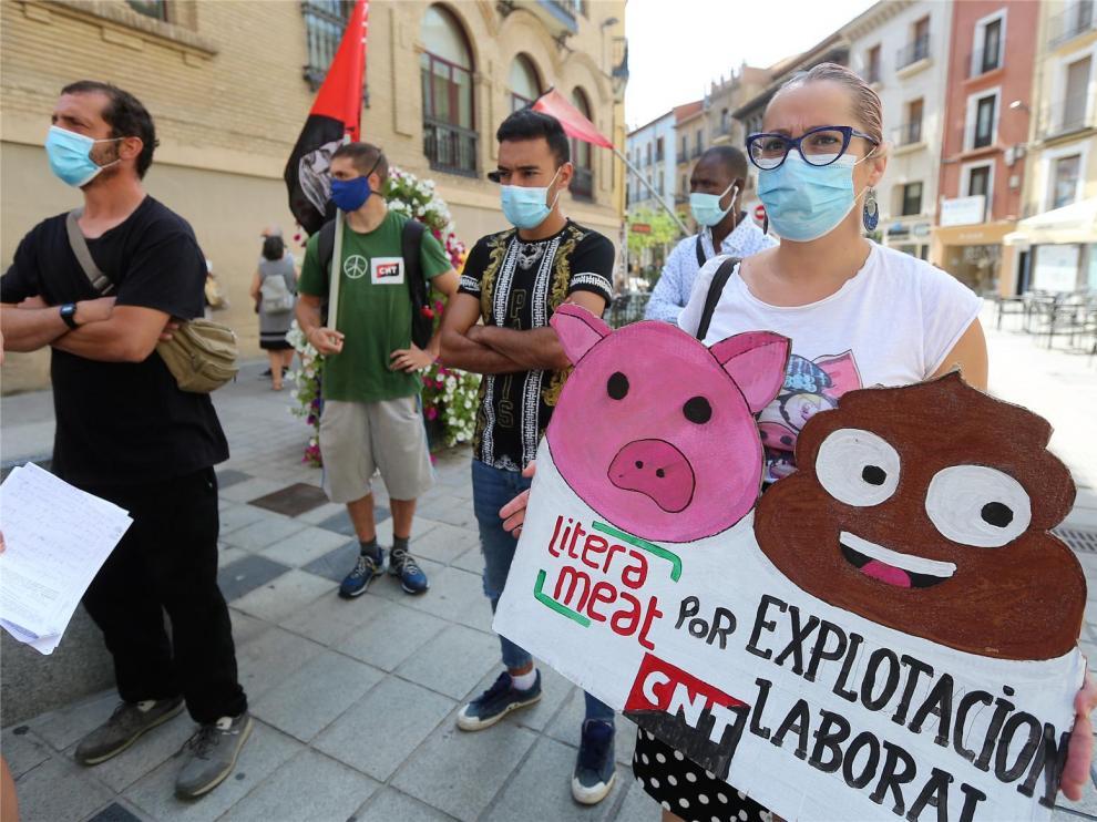 El juzgado de Monzón archiva la demanda contra Litera Meat por los contagios de coronavirus en este matadero de Binéfar