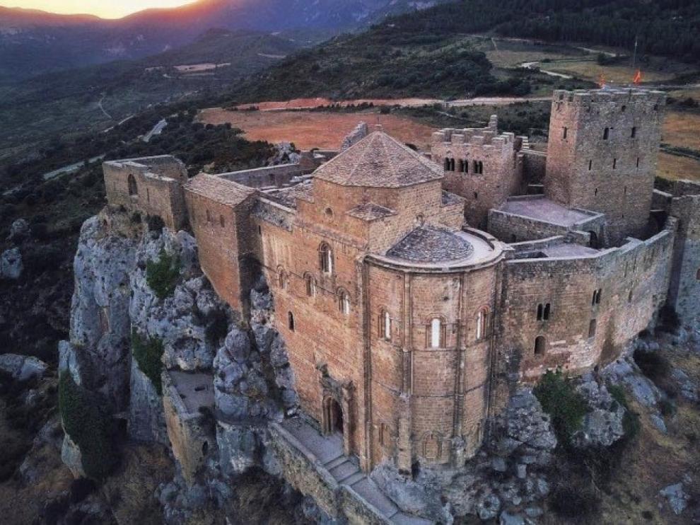Loarre inaugura la tercera edición de los Festivales de los Castillos de Aragón