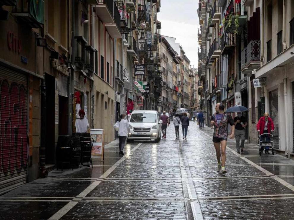 Restricciones al ocio en Navarra después de 130 nuevos contagios