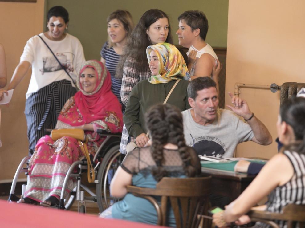 Aragón subvencionará la integración de inmigrantes residentes en la Comunidad