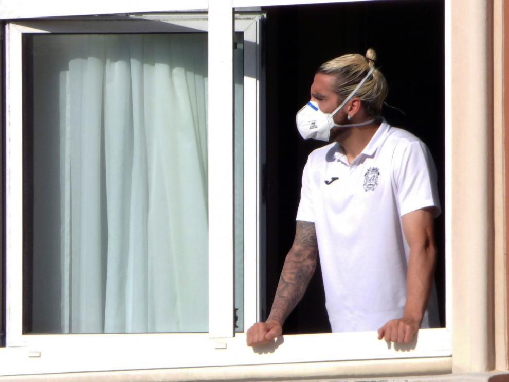 """Tebas Llanas dice que el club va a """"demostrar"""" que no incumplió el protocolo con el Fuenlabrada"""