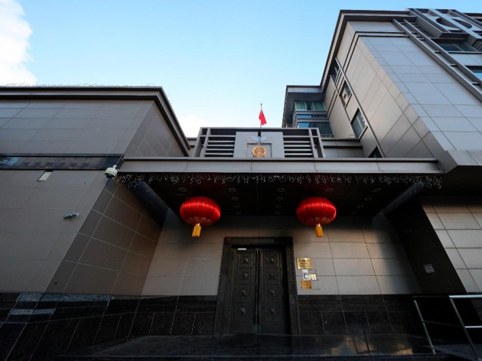 EE. UU. fuerza a China a cerrar su consulado en Texas y abre otra crisis